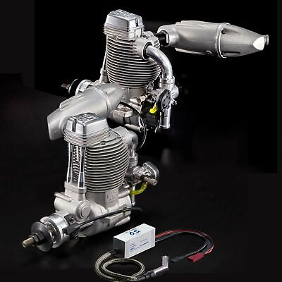 £438.92 • Buy New OS O.S. GF30 II GF 30 30cc 4 Four Stroke Gas RC Engine With Muffler OSMG0799