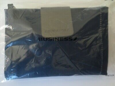 AIR FRANCE BUSINESS CLASS CLARINS AMENITY KIT Brand New & Sealed • 5.50£