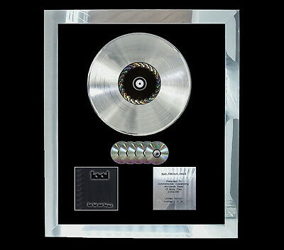 £297.97 • Buy Tool Lateralus  Multi (gold) Cd Platinum Disc Free Postage!!