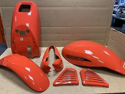 $2392.80 • Buy Harley Davidson V-Rod VRSC 02-06 Complete Paint Set Racing Orange