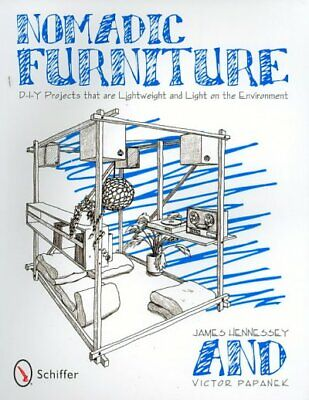 AU64.08 • Buy Nomadic Furniture : D-I-Y Projects That Are Lightweight And Light On The Envi...
