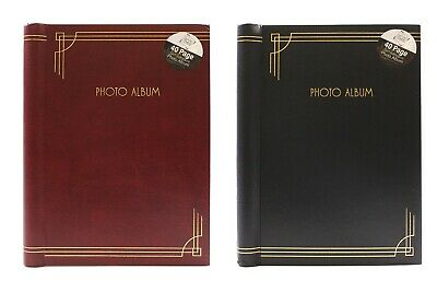 £8.89 • Buy 40 Pages (8  X 6 ) Self Adhesive Photo Albums - Bookbound - Surprise Me