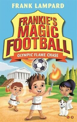 £1.88 • Buy Frankie's Magic Football: Olympic Flame Chase: Book 16 By Frank Lampard