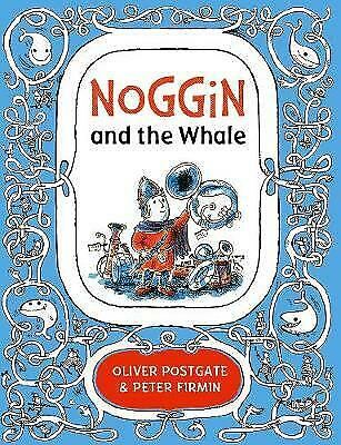 Noggin And The Whale By Oliver Postgate Hardback Book • 4.99£
