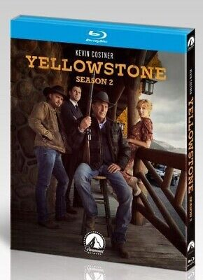 AU75.99 • Buy Yellowstone: Season Two New Bluray