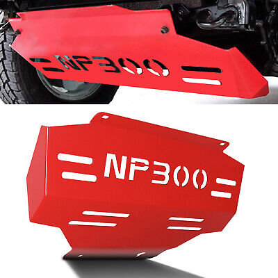 Front Engine Under Tray Bash Skid Plate Sump Guard For Nissan Navara Np300 D22 • 79.99£