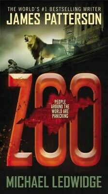 AU20.86 • Buy Zoo, Paperback By Patterson, James; Ledwidge, Michael, Brand New, Free Shipping