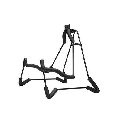 $ CDN13.07 • Buy Foldable Electric Acoustic Bass Guitar Stand A-Shaped On-Satge Floor Rack Holder