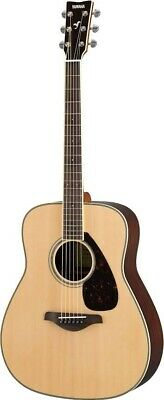 AU720 • Buy Acoustic Guitar Yamaha FGX830C Built-in EQ