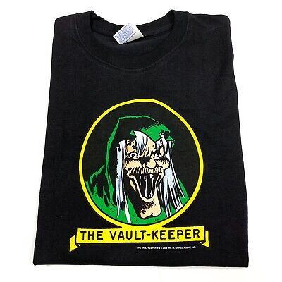 £92.14 • Buy Vintage The Vault Keeper T-Shirt Comic Book Tales From The Crypt Horror Large