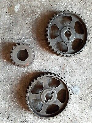 AU37.95 • Buy Toyota 4AGE Smallport - Cam Gears And Pulley