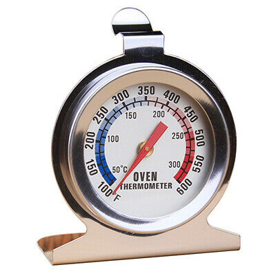 £5.92 • Buy  Stainless Steel Dial Oven Kitchen Thermometer Food Meat Cooking Termometer *DC