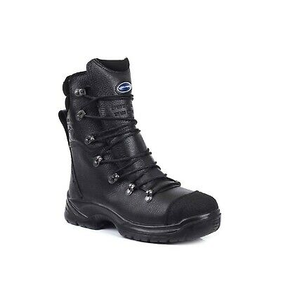 Lavoro 1053.40 4EST Range Daintree Men Chainsaw Boot, CE, S3, Black, 6 Size • 158.28£