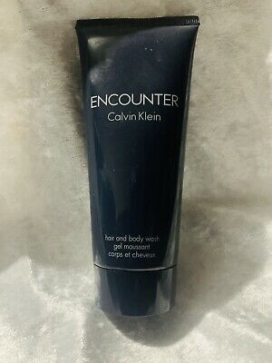 £12 • Buy Calvin Klein Encounter Hair And Body Wash 100ML New Unused