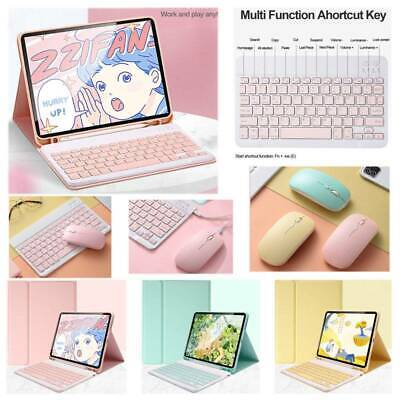 £21.85 • Buy For IPad Mini 6th 7th 8th Gen 9.7 10.2 11 In Bluetooth Keyboard Mouse Cover Case