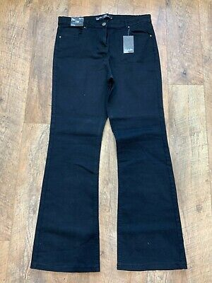 Simply Be Brand New Black Boot Cut Jeans Size 18L • 4.99£