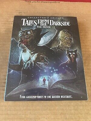 Tales From The Darkside The Movie Reg A Scream Factory Blu Ray NEW + Slipcase • 44.99£