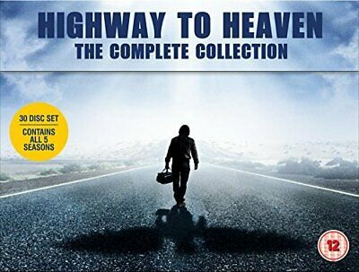 Highway To Heaven Seasons 1 To 5 Complete Collection Dvd [uk] New Dvd • 97.95£