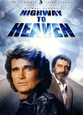 Highway To Heaven - The Complete Season 3 New DVD • 9.97£