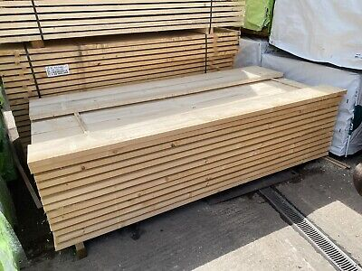 £14.40 • Buy *New* Timber/ Wooden Scaffold Boards/ Planks - 2.4m