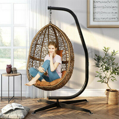 Hammock C Frame Stand Hanging Chair Outdoor Indoor Hammock Construction Stand • 99.93£