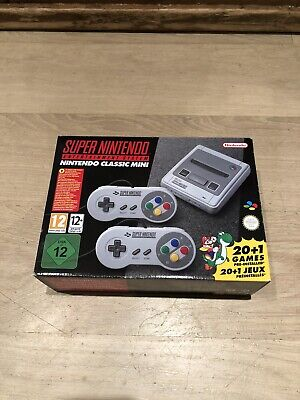 $ CDN199.99 • Buy Super Nintendo Entertainment System Nintendo Classic Mini SNES