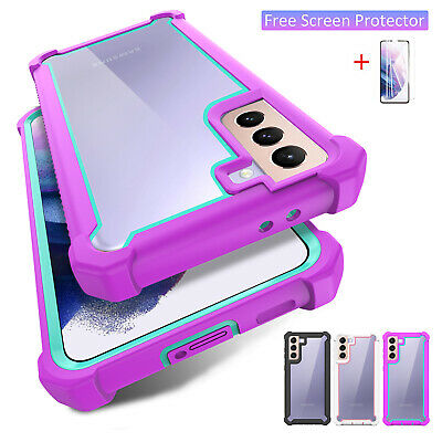Case For Samsung Galaxy S20 Note 20 10 S10 S9 Plus New Shockproof Silicone Cover • 3.99£