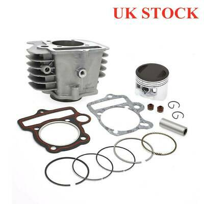 For Yx 140cc Cylinder Barrel Piston Gasket Kit M2r Lmx Wpb Pit Quad Dirt Bike Uk • 51.59£