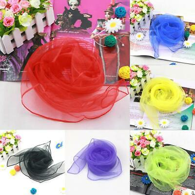 Artificial Magic Silk Scarf Gift Stage Party Props Trick Toy Random (13pcs) *DC • 6.70£