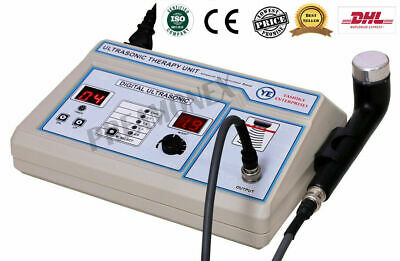 £59 • Buy Physiotherapy Ultrasound Ultrasonic Therapy Machine 1MHz Pain Relief Device