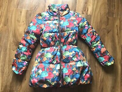 Oilily Girls Down/feather Coat Size 10 Years In VGC • 29.90£