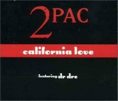 California Love CD Value Guaranteed From EBay's Biggest Seller! • 2.46£