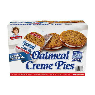 £11.61 • Buy Little Debbie Oatmeal Creme Pies, 48 Total Individually Wrapped Cookies. DEAL!!