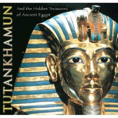 Tutankhamun And The Golden Treasures Of Ancient Egypt By Brenda Ralph Lewis • 8.09£
