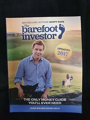 AU16 • Buy The Barefoot Investor 2017 Paperback