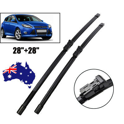 AU17.79 • Buy Windscreen Wipers For Ford Focus 2011 2012 2013 2014 2015 2016 2017 2018 LZ LW