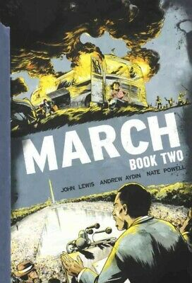 AU49.51 • Buy March 2, Prebind By Lewis, John; Aydin, Andrew; Powell, Nate, Brand New, Free...