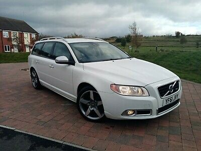Here I Have For Sale A Beautiful Example Of A 2012 61 Plate Volvo V70 R Design  • 4,295£