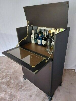 Home Bar/ Gin Bar/ Wine Bar/ Cocktail Cabinet/ Whisky Bar/ Drinks Cabinet/ Bar • 275£