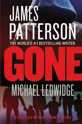 AU28.14 • Buy Gone, Paperback By Patterson, James; Ledwidge, Michael, Brand New, Free Shipping