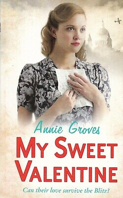 £5.99 • Buy My Sweet Valentine By Annie Groves Paperback Book, New