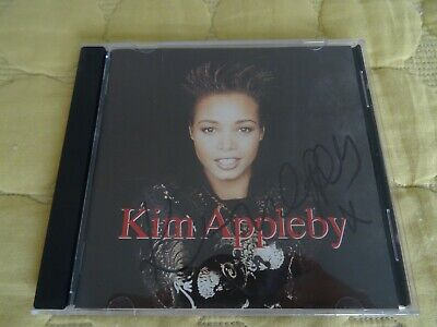 Kim Appleby Mel & Kim Hand Signed Cd Debut Solo Don't Worry Glad Rare Pwl Saw  • 19.99£