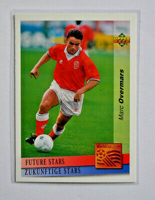 £6.85 • Buy Upper Deck WM World Cup 94 1994 USA/Preview 1993/Future Stars Marc Overmars #134