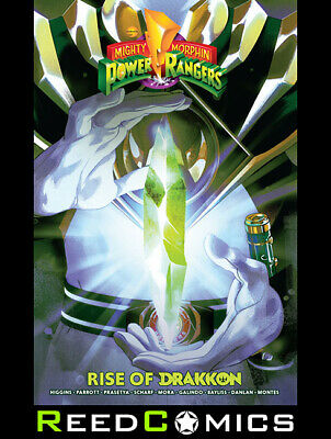 £21.99 • Buy MIGHTY MORPHIN POWER RANGERS RISE OF DRAKKON GRAPHIC NOVEL (112 Pages) Paperback