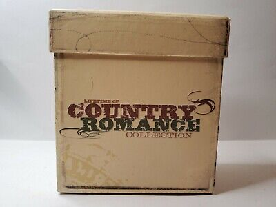 £28.31 • Buy Time Life Lifetime Of Country Romance Collection 9 CD'S IN SET