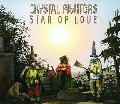 Crystal Fighters : Star Of Love CD Value Guaranteed From EBay's Biggest Seller! • 13.33£