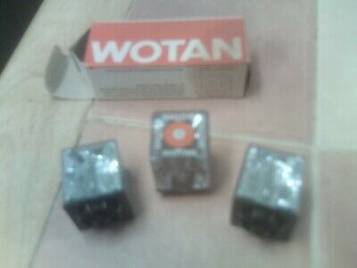 Wotan Ofc4 Camera Flashcubes 3 Off Old But Never Used Still In There Packaging • 3£