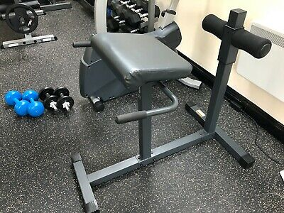 Marcy Adjustable Hyperextension Roman Chair/Exercise Hyper Bench JD-3.1 • 26£