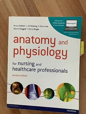Anatomy And Physiology For Nursing And Healthcare Professionals With... • 10£