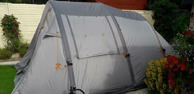 NEW Vango Winslow Air 600 Prototype 6 Person Inflatable Tent & Footprint CAMPING • 200£
